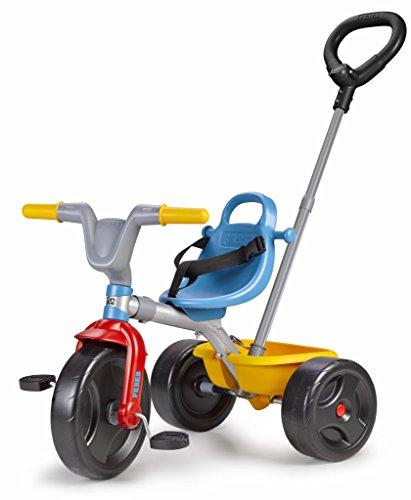 FEBER Evo Trike 3 in 1 - Evolutionäres Trike, Kinderdreirad mit Schubstange (Famosa 800010943)