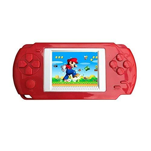 KOBWA Handheld-Spielkonsole für Kinder, Erbaut in 268 Klassische Alte Spiele Tragbare Spielkonsole, Die...