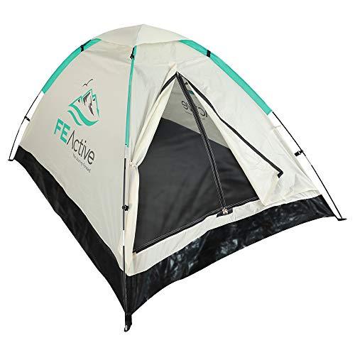 FE Active – Zelt für 1 bis 2 Personen mit Fliegengitter am Eingang, schnell und einfach aufgebaut,...