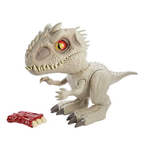 Jurassic World GMT90 - Animation Feeding Frenzy Indominus Rex, Spielzeug ab 4 Jahren