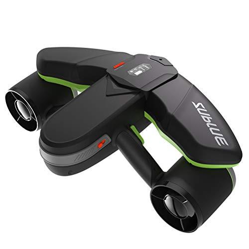 WINDEK Sublue Navbow Intelligenter Unterwasser Scooter mit Action-Kamera Montieren OLED-Anzeige 40M...
