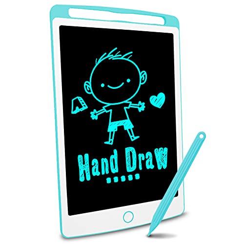 Richgv LCD-Schreibtafel, magnetische LCD-Zeichenbrettplatte für Kinder und Erwachsene 10-Zoll-tragbare...