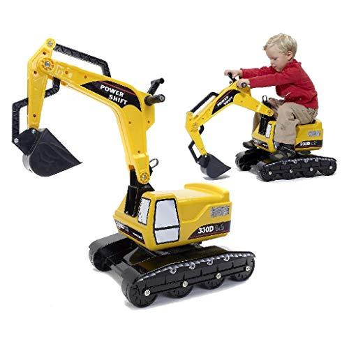 Falk Edel Sandbagger Power Shift Sitzbagger mit Rädern