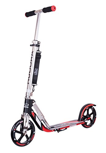 HUDORA 14758 BigWheel 205-Das Original mit RX Pro Technologie-Tret-Roller klappbar-City-Scooter,...