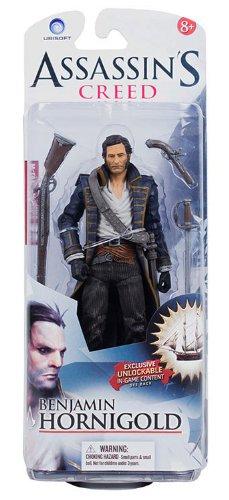 Action Figur Assassin's Creed Series I Benjamin Hornigold