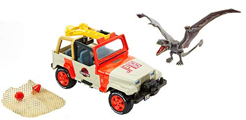 Matchbox: Jurassic World Jeep Wrangler