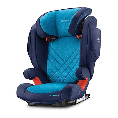 Recaro Kids, Monza Nova 2 SF Kindersitz für Kinder von 15-36 kg, Gruppe 2-3, für Kinder von 3,5 bis 12...