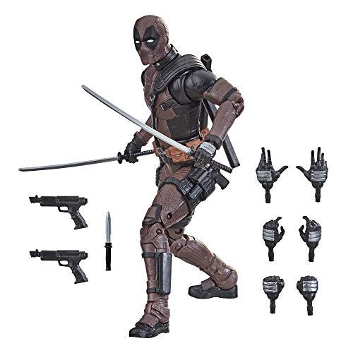 Hasbro F0210 Marvel Legends Series 15 cm große Premium Deadpool Action-Figur aus dem zweiten Deadpool...
