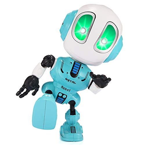 Tesoky Spielzeug für Jungen 3-8 Jahre, Roboter Kinder Spielzeug 3-8 Jahre Weihnachts Geschenke für...