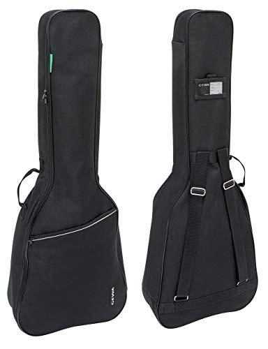 Gewa Gitarren Gig Bag, Klassik Gitarrentasche 1/2 Basic 5, 211120