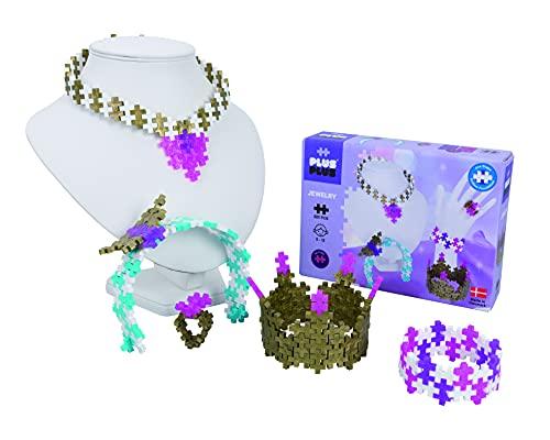 Plus-Plus 9603851 Geniales Konstruktionsspielzeug, Schmuckset, Bausteine-Set, Jewelry, 220 Teile