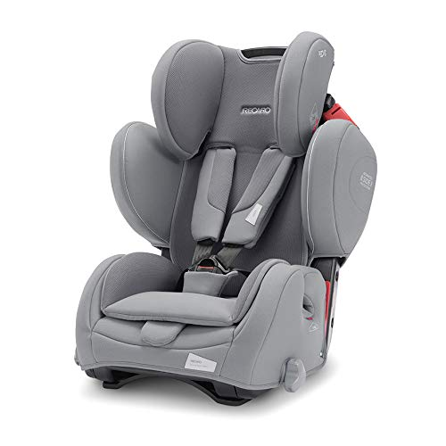 Recaro Kids, Young Sport Hero Kindersitz, Auto Kindersitz (9-36 kg), Gruppe 1-2-3, Komfort und...