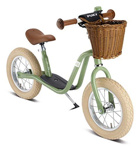 Puky LR XL Classic Retro Kinder Laufrad grün