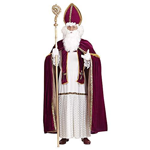 Widmann 8581550 Erwachsenenkostüm Bischof, mens, One Size