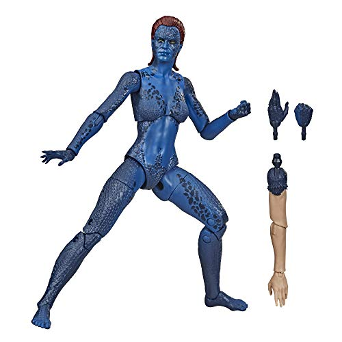 Hasbro Marvel Legends Series X-Men 15 cm große Marvel's Mystique Action-Figur, ab 14 Jahren