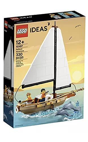 Boot-Bauset 'Segelboot' von LEGO Ideas