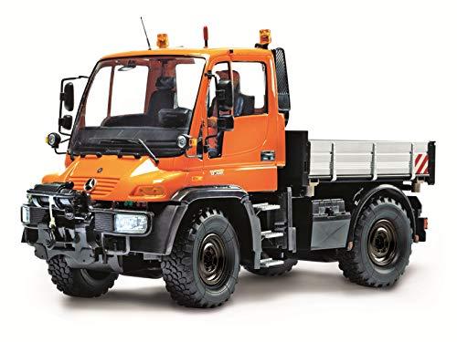 CARSON 500907170 - 1:12 Unimog U300 2.4G 100% RTR, Nutzfahrzeug, Licht und Soundfunktionen, 2,4 GHz...