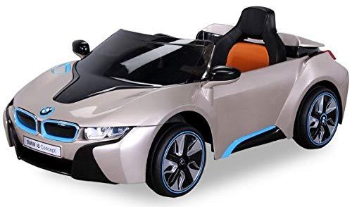Actionbikes Motors Kinder Elektroauto BMW i8 - Lizenziert - 2 x 45 Watt Motor - 2,4 Ghz Fernbedienung -...
