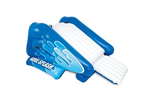 Intex aufblasbare Wasserrutsche Rutsche für Pool 333x206x117cm