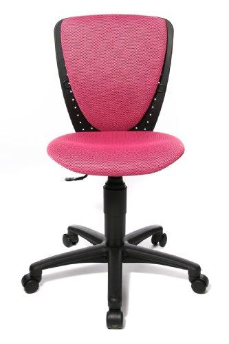 Topstar 70570BB10 High S'cool, Kinder- und Jugenddrehstuhl, Schreibtischstuhl für Kinder, Bezugsstoff...