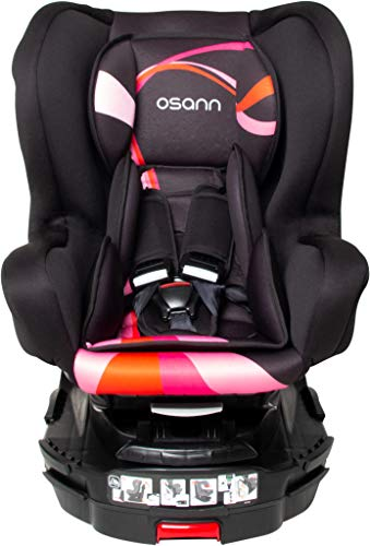 Osann Revo SP Reboarder Kindersitz Isofix Gruppe 0+/1 (0-18 kg) 360 Grad Pink