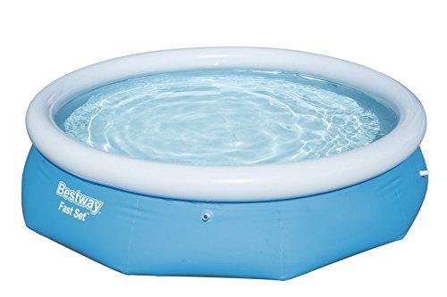 Bestway Fast Set Pool, rund, ohne Pumpe, blau, 305 x 76 cm