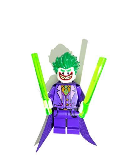 LEGO Batman Minifigur The Joker mit langem Umhang
