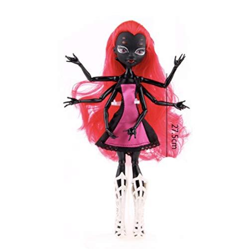 EASTVAPS Monster High Schule Elf Puppe Persönlichkeit Kreative Viertel 27 cm