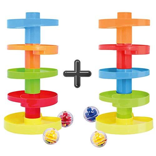 WEofferwhatYOUwant Kugelbahn. Lernen und Spielen für Babys ab 9 Monaten und Kleinkinder. Spaß für die...