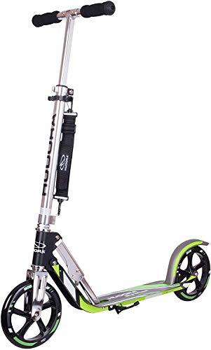 HUDORA 14695 BigWheel 205-Das Original mit RX Pro Technologie-Tret-Roller klappbar-City-Scooter,...