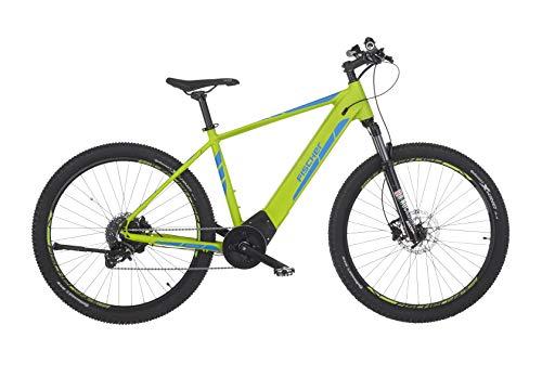 Fischer E-Mountainbike MONTIS 6.0i, E-Bike MTB, grün, 27,5 Zoll, RH 48 cm, Brose Mittelmotor 90 Nm, 36...