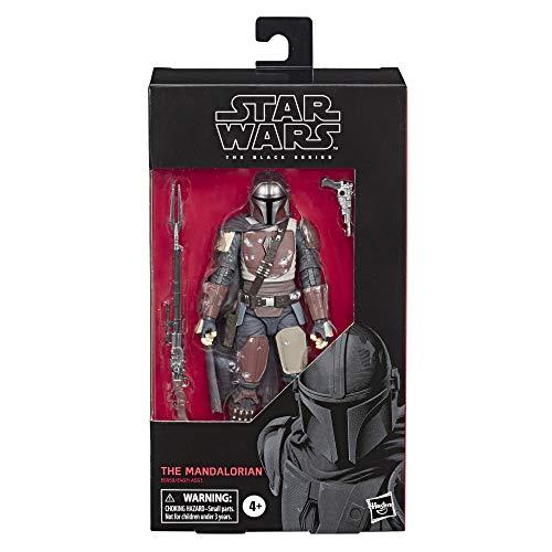 Hasbro Star Wars E6959ES0 Star Wars The Black Series Der Mandalorianer Spielzeug 15 cm große...