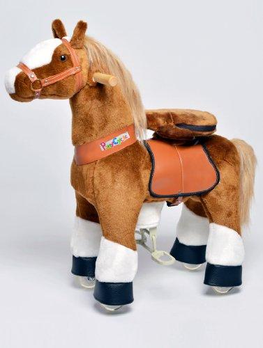 PonyCycle Inline Animals by Lucky (Größe: small): Das revolutionäre Kinderfahrzeug auf Inline-Skates