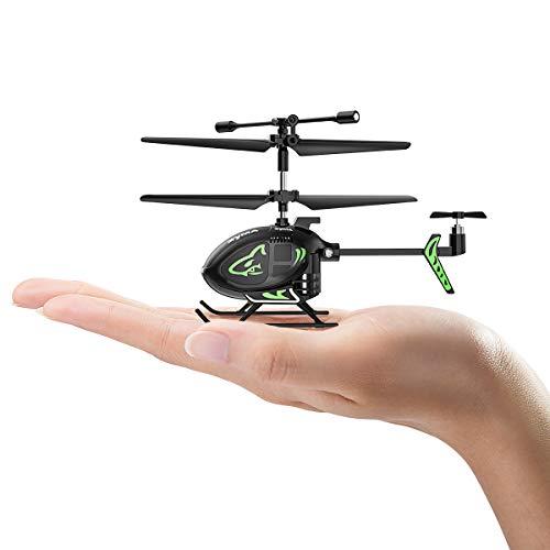 SYMA Mini Ferngesteuerter Hubschrauber, RC Helikopter 2.4GHz, Flugzeug für Einsteiger Kinder, Geschenk...