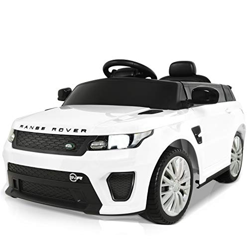 Uenjoy Sport SVR Elektroauto für Kinder von 3-6 Jahren,Kinderfahrzeuge mit Fernbedienung, DREI...