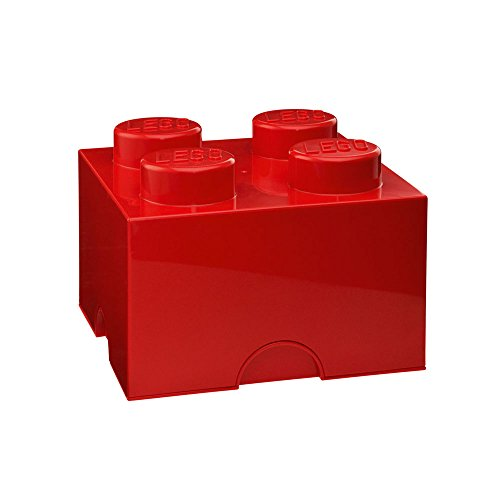 LEGO Copenhagen Aufbewahrungsbox, Rot