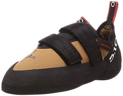adidas Jungen Anasazi VCS Leichtathletik-Schuh, Desnat/Negbás/Red, 38 EU