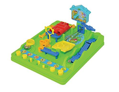 TOMY Kinderspiel 'Crazy Ball' (Tricky Golf), Hochwertiges Kinderspielzeug, Mini Spiele,...