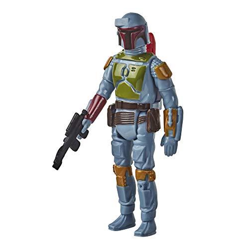 Star Wars Retro Collection Boba Fett Spielzeug 9,5 cm Maßstab Star Wars: The Empire Strikes Back...