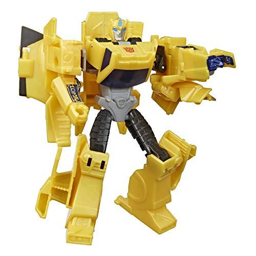 Transformers E7084ES0 Bumblebee Cyberverse Adventures Action Attackers Warrior-Klasse Bumblebee...