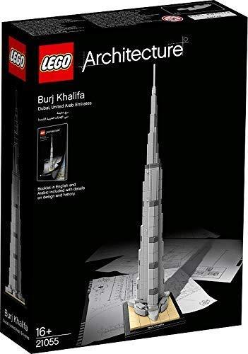 Standmodell 'Burj Khalifa' von LEGO Architecture