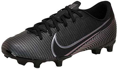 Nike Unisex-Kinder Superfly 13 Academy Fg/Mg Fußballschuhe, Schwarz (Black/Black 010), 34 EU