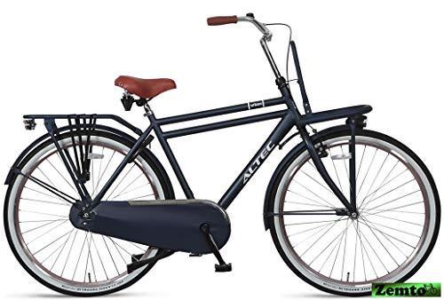 Hooptec Urban 28 Zoll Herren Transportfahrrad 55 cm Jeansblau