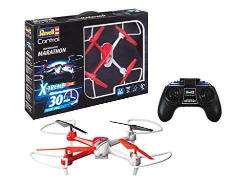Revell Control 24898 RC Quadcopter X-Treme Marathon, bis zu 30 Minuten Flugzeit, wechselbarer Akku...