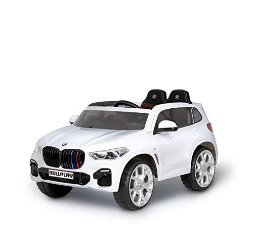 ROLLPLAY 32032 Premium Elektrofahrzeug mit Fernsteuerung und Rückwärtsgang, für Kinder ab 3 Jahren,...