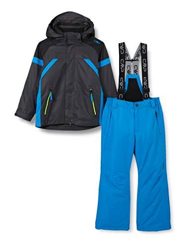 CMP Kinder Ski-Set (Jacke + Hose) L u423
