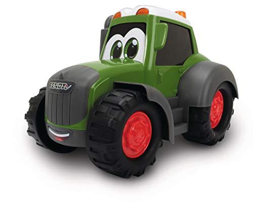 Dickie Toys Happy Fendt Traktor, Trecker, Bauernhof Spielzeug, keine verschluckbaren Teile, für Kinder...