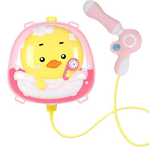 Spielzeug Kinderspielzeug Kinder Sommer Wasserspielzeug Strandspielzeug Cartoon Tier Wasserspray Rucksack...
