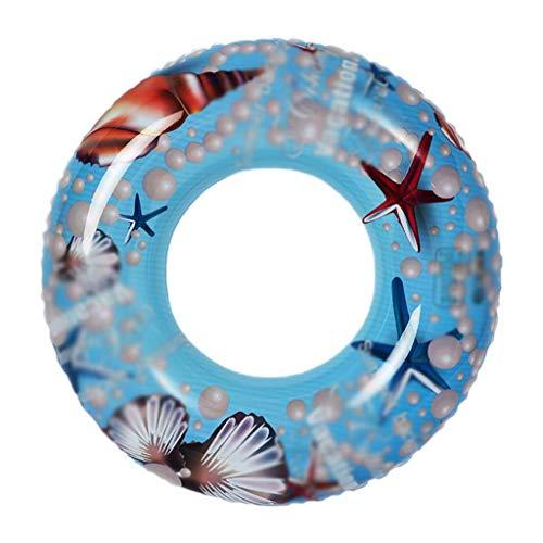 Gcxzb Schwimmreifen Pool Aufblasbarer Ring Schwimmen Ring Paar Schwimmen Kreis blau Kind Kind Reisen Frau...