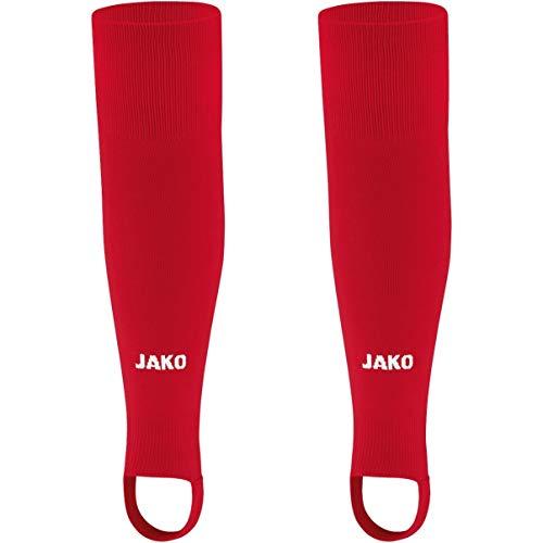 JAKO Kinder Glasgow 2.0 Stutzen, Rot, 1 (Herstellergröße: Junior), 3414